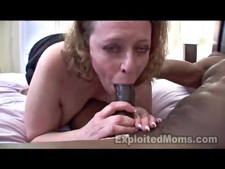 breasty mommy into non-professional mixed part