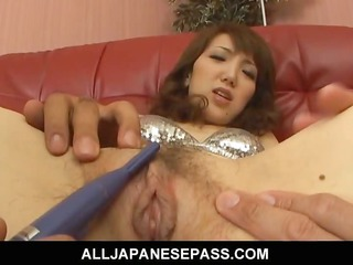 japanese mature girl ai into a silver panties