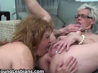 horny grown-up wife squirts all over her part5