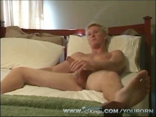 blonde twink audition