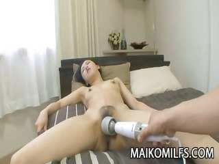 slender milf miki asano is having uneasy fuck