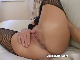 dirty ass gaping bitch gets filthy