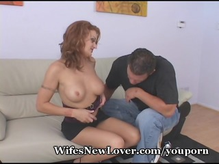 young boyfriend for housewife