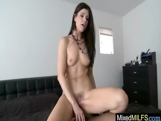 extremely impressive woman get drilled hard by