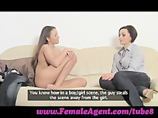 femaleagent. do you enjoy how i taste
