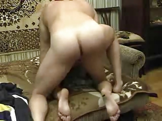 horny amp cheating housewife banging with lover