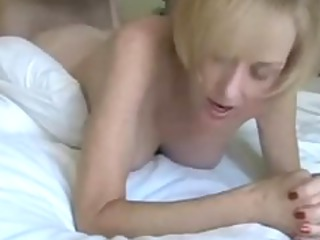 european grownup blond girl