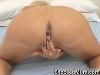 huge tits woman inside skinny fingering her part4