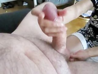 obedient eastern lady gives a stretched slow