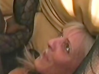 fresh clean mature lady get fucked by black boy