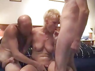 from 2hotdamn older lady doublepenetrated