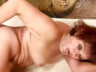 ugly granny acquires banged difficult