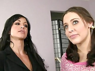 fuck interview with sweet mature babe and her
