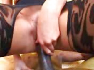 black penis in lady in thongs - jp spl