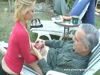 elderly man fucks daughters extremely impressive