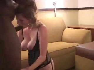 ashen woman gets pierced uneasy and creampied by