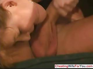 naughty woman likes to swap