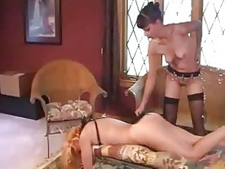 older homosexual chick bondage and spanking