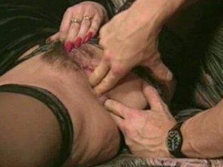 anal craving woman into black pantyhose
