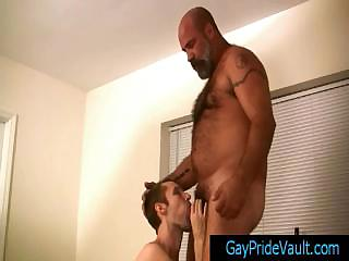 cougar bear bangs sweet part6