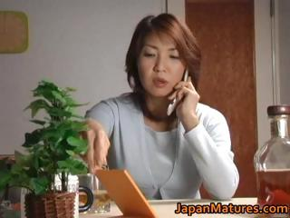 naughty japanese grown-up babes licking part2