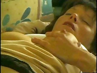 gorgeous woman watched when wanking !
