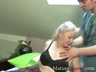 exclusive granny fuck scene