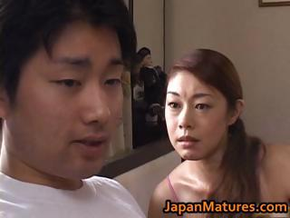 cougar misa tachibana drives to an orgasm part2