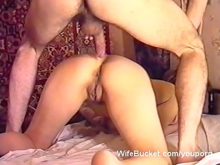 fuck tape of a russian milf