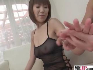 awesome beautiful japanese lady pierce tough