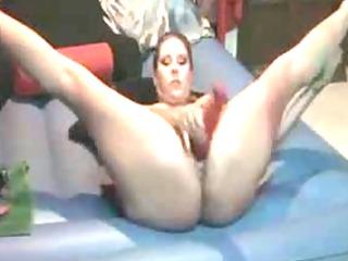 super cougar amp masturbating with her porn
