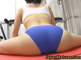 hot japanese chicks in sporty pierce deed