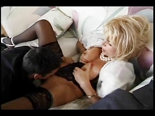 awesome milf seduces more juvenile guy