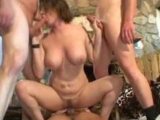 wifey does three penises