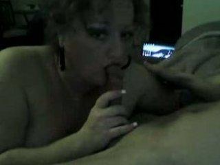 lady sucks more juvenile libido