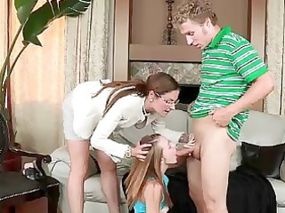 milf stepmom catches young banging