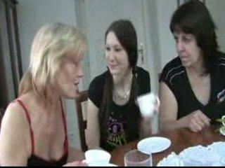 elderly and teen homosexual woman 6