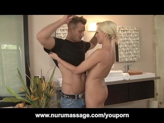 albino older angel nuru massage turns in libido