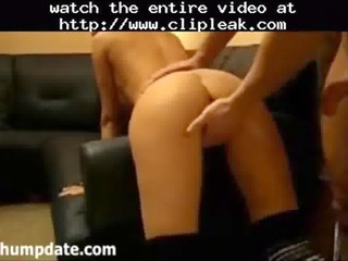 analized housewife acquires her butt fingered and