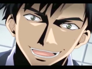 anime mature angel gets uneasy penetration and