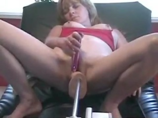 older young cums on fucking device