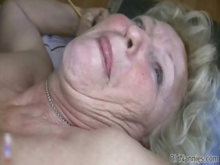 horny old old with big breast adores part4