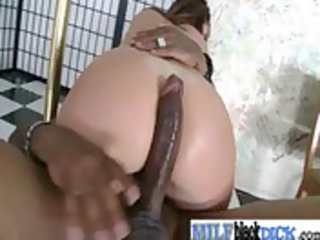 hot older lady gangbanged tough by brown libido