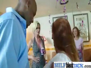sweet woman own pierced by black dick vid-16