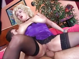 desperate lady takes ass