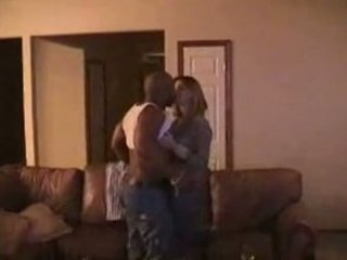 brown stud copulates white wife.flv
