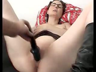 annette dark dildo orgasmic rubs