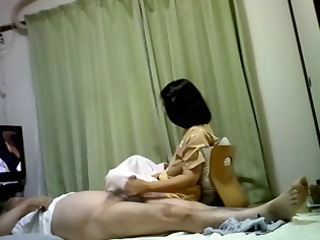 porn life of japanese elderly pair having
