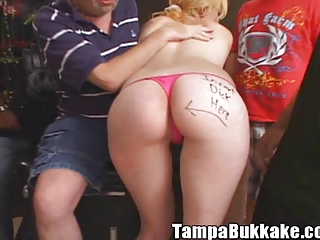 butt tasting arse to oral housewife bukkake