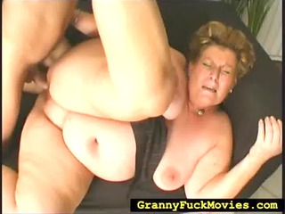 fat old doing all horny
